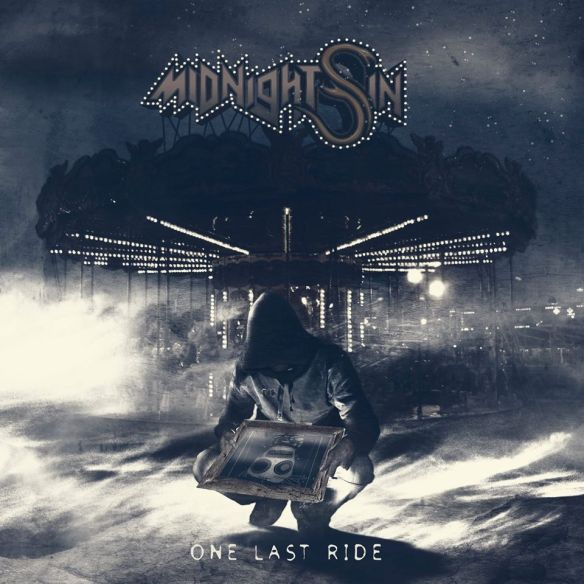 Resultado de imagen para MIDNIGHT SIN – NEW ALBUM 'ONE LAST RIDE'